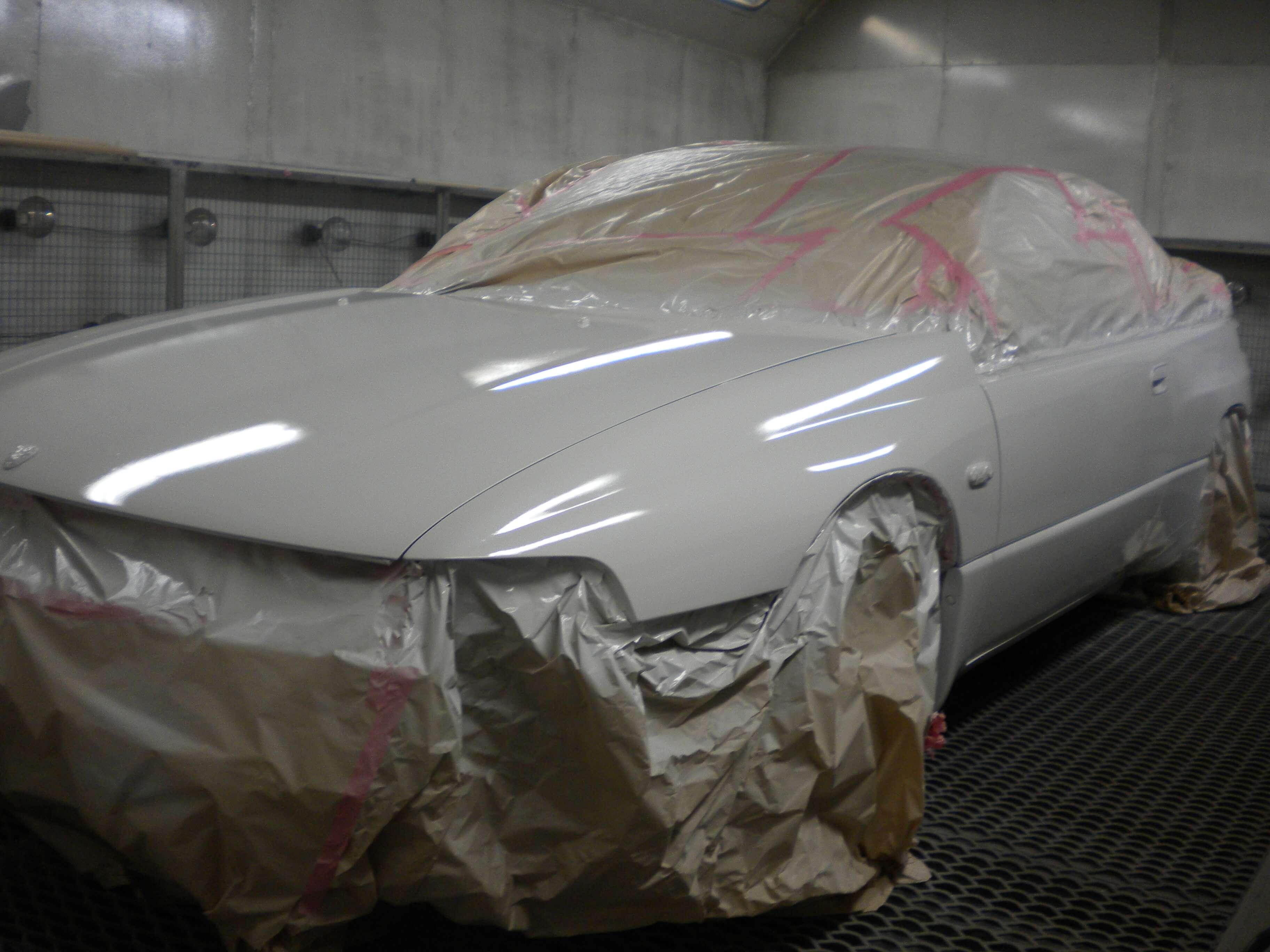 全塗装 | TONAN CAR REFRESH | 都南自動車鈑金 | 京都